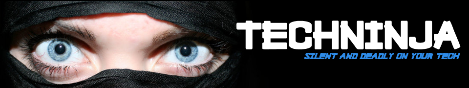 TechNinja – Silent and Deadly on your Tech